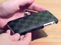 Pokrowiec Puro Leather Cover dla iPhone - recenzja