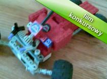 Jak zrobić samochód Lego Technic z kierownicą #2