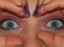 Jak zrobić makijaż dla niebieskookiej