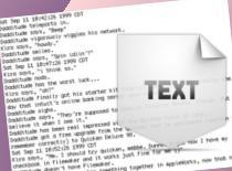 Jak zapisać nazwy wielu plików w jednym pliku tekstowym