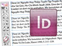 Jak ustawić odstępy między wyrazami i między znakami w InDesign