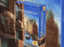 Ja grać w grę ekonomiczną The Speicherstadt