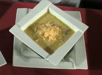 Jak zrobić francuską zupę cebulową i polędwiczki wieprzowe