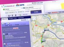 Jak korzystać z wyszukiwarki połączeń komunikacji miejskiej