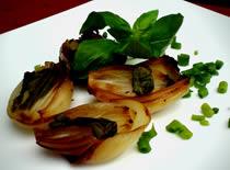 Jak zrobić grillowaną cebulę w miodzie