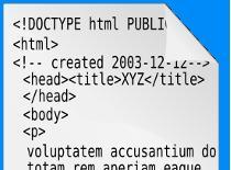 Jak poznać odpowiedzi z testów html które można znaleźć w Internecie
