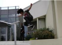 Jak zrobić Fakie Big Spin