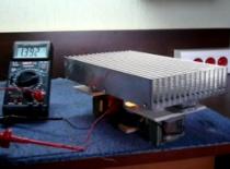 Jak wytworzyć prąd za pomocą ogniwa Peltiera