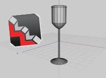 Jak zrobić kieliszek w Wings 3D