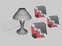 Jak zrobić lampkę nocną w Wings 3D