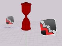 Jak zrobić klepsydrę w Wings 3D