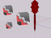 Jak zrobić maczugę z kolcami w Wings 3D