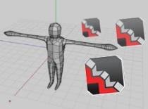 Jak zrobić prosty model człowieka w Wings 3D