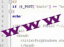 Jak zabezpieczyć stronę hasłem (PHP)