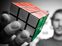 Jak ułożyć kostkę Rubika 1/7 - Kurs LBL