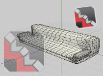 Jak zrobić sofę w Wings 3D