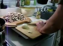 Jak zrobić zupę - krem z pieczarek #1