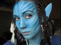 Jak zrobić charakteryzację na Neytiri z filmu Avatar