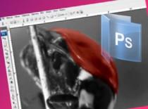 Jak pokolorować czarno białe zdjęcie w Photoshop CS3 #1
