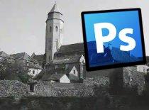 Jak zrobić efekt starej fotografii w Photoshop CS3 #1