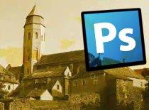 Jak zrobić efekt starej fotografii w Photoshop CS3 #2