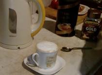 Jak zrobić kawę a'la latte