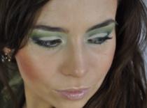 Jak zrobić makijaż dla zielonych oczu
