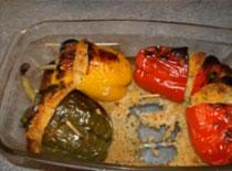 Jak zrobić marokańskie papryczki