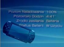 Jak przedłużyć działanie baterii na naszym PSP