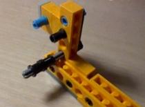 Jak zrobić Lego Thriller Gun #3