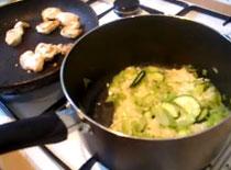 Jak ugotować Risotto z serem brie