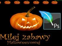 Jak w Photoshopie zrobić tapetę na Halloween