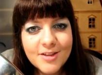 Jak zrobić turkusowy rock makijaż
