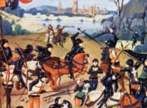 Egzamin gimnazjalny - historia - Wojna stuletnia
