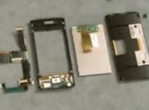 Jak rozłożyć Sony Ericsson Xperia X1 #1