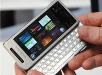 Jak rozłożyć Sony Ericsson Xperia X1 #2