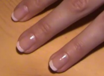 Jak zrobić American Manicure