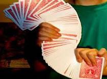 Jak wykonać sztuczkę 5 kart