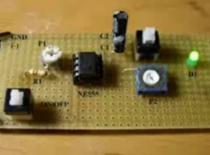 Jak zrobić migającą diodę z regulacją