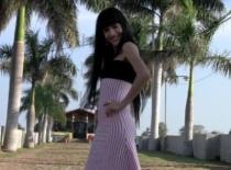 Jak zrobić sukienkę bez ramiączek