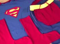 Jak zrobić strój Supermana