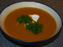 Jak zrobić zupę z dyni piżmowej