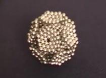 Jak zrobić kulę z wypustkami z kulek magnetycznych