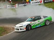 Jak nauczyć się driftu samochodem #3