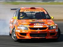 Jak nauczyć się driftu samochodem #4