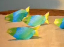 Jak złożyć rybę origami