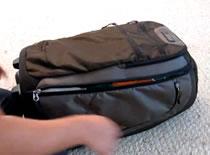 Jak rozpakować profesjonalnie spakowany bagaż