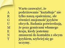 Egzamin gimnazjalny - język polski - sztuka pisania rozprawki