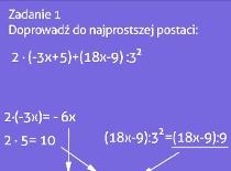 Egzamin gimnazjalny - matematyka - wzory skróconego mnożenia