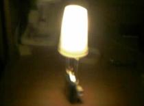 Jak zrobić lampkę nocną na baterię